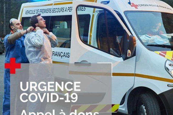 Assurances Jordan Saint louis 68 soutient les actions de La Croix-Rouge française… et aujourd'hui plus que jamais en faisant un don de 170 000€ !
