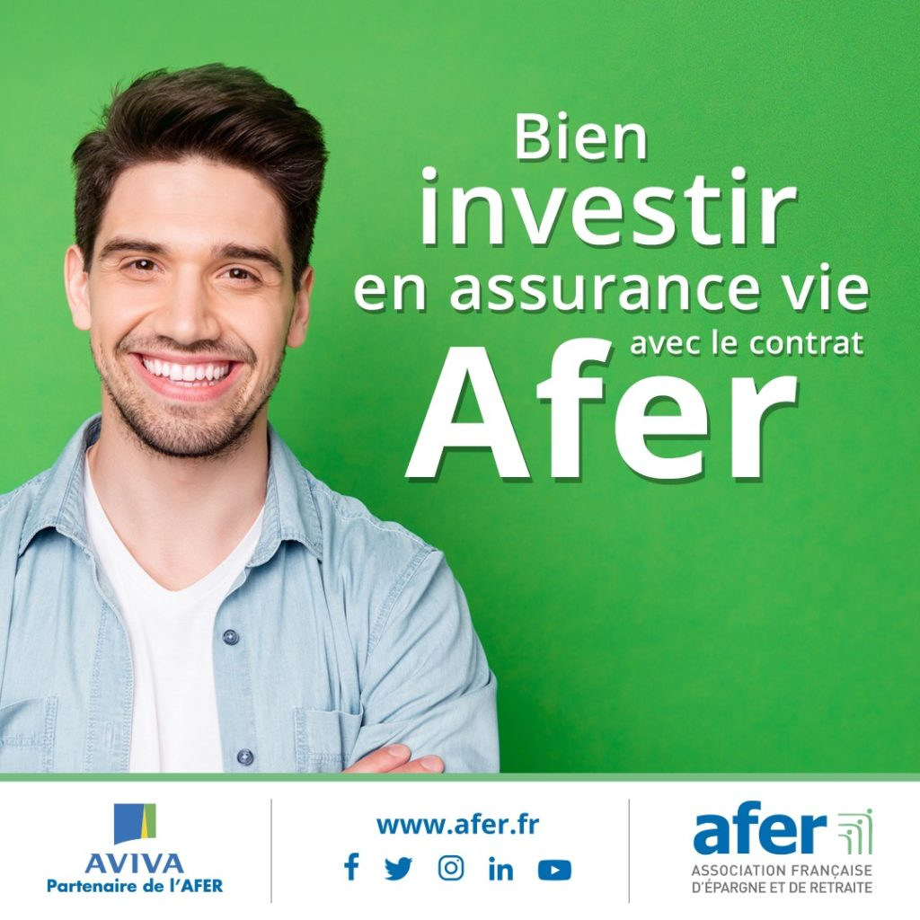 Adhérez au contrat collectif d'assurance vie multisupport Afer