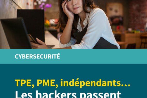 [ #Cybersécurité ] 34% des entreprises ont fait l'objet d'une #cyberattaque au cours des 12 derniers mois. Mais bonne nouvelle, des solutions existent pour sécuriser votre entreprise